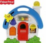Бебешки стоки - музикална къщичка